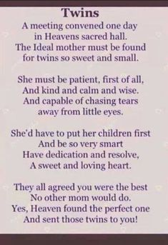 Image result for mom of twins quotes