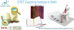 """""""Joining CTET Coaching Institute in Delhi Benefits At All""""  It is important to attend ctet coaching institute in delhi if you have dream of being teacher in central school; they give you a facility of ctet coaching classes in delhi to learn advance tricks to clear exams.  See http://konceptacademykarolbagh.blogspot.in/2016/01/ctet-coaching-institute-in-delhi-gives-right-track-to-clear-exam.html"""