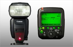 Canon Professional Network - Syl Arena examines Canon's new radio Speedlite flash system