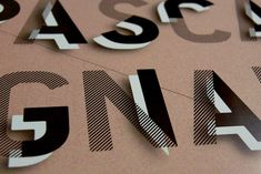 Typography | graphic design | 3D text | font | mixed pattern                                                                                                                                                                                 Plus