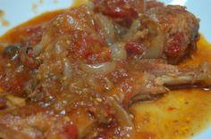 market of santa catalina receipt rabit with onion Venison, Beef, Meat Steak, Island Food, Steak Recipes, Easy Recipes, Mexican Food Recipes, Tapas, Bacon