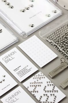 Logo and business card design for production studio The Cannonball by Lo Siento.