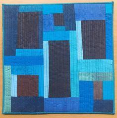 quilts und mehr: Miniquilter Quilt Art, Inchies, Blog, Miniatures, Blanket, December 12, Blogging, Blankets, Cover