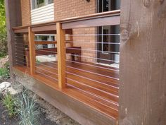 Ipe Porch Deck in Sandy, Utah - eDeck.com