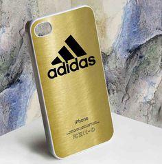 Adidas Logo Gold by hencok, $14.00