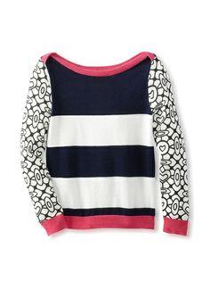 SHAE Girl's Striped Longsleeve Sweater, http://www.myhabit.com/redirect/ref=qd_sw_dp_pi_li?url=http%3A%2F%2Fwww.myhabit.com%2F%3F%23page%3Dd%26dept%3Dkids%26sale%3DABHUVR04BWPNW%26asin%3DB00D6AYZ0W%26cAsin%3DB00D6AZ13W