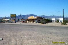 route 66 topock, az