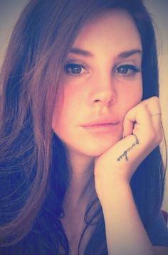 Baby♡ Lana Del Rey #LDR #selfie
