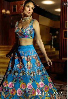 Kareena Kapoor Khan, Bridal Lehenga, Lehenga Choli, Saree, Indian Attire, Indian Outfits, Indian Clothes, Mumbai, Yeezy Fashion