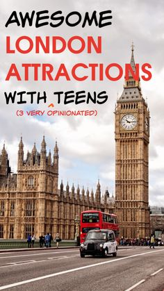 We all know that teenagers have LOTS of opinions about how they want to spend their time. That's why I was thrilled when our 3 day London itinerary was filled with London attractions that my teens loved. Backpacking Europe, Europe Travel Guide, Travel Guides, Travel Destinations, Holiday Destinations, Europe Packing, Traveling Tips, Packing Lists, Travel Deals