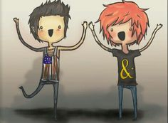 They look so adorable. Thy Art Is Murder, Bae, Alan Ashby, Band Wallpapers, The Power Of Music, Austin Carlile, Owl City, Mayday Parade, Warped Tour