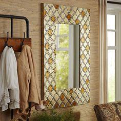 Seona Mosaic Mirror | Pier 1 Imports
