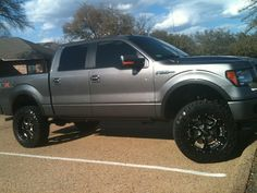 2012 Lifted Ford Trucks