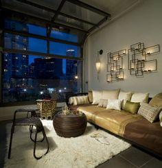 ideas para sala ambiente indio/árabe | Decorar tu casa es facilisimo.com
