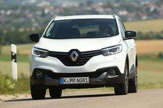 Renault Kadjar dCi 130 4x4, Frontansicht