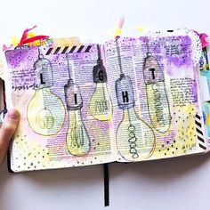 Bible Journaling by @mamacakesmakings