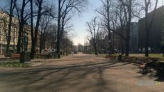 This months picture of Esplanadi in Helsinki. Helsinki, May, Homeland, Finland, Sidewalk, Country Roads, Pictures, Photos, Side Walkway