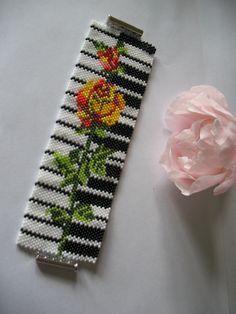 "Toho beads bracelet 11 ......,, lena-style """