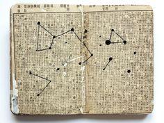 Moleskine   Juan Rayos Moleskine, Creative Diary, Celestial Map, Centella, Notebook, Maps, Sketch Books, Illustration, Contours