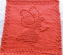 Fairy Tianna Dishcloth Pattern
