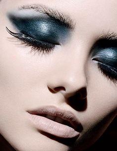 LOLO Moda: Pretty eyes makeup