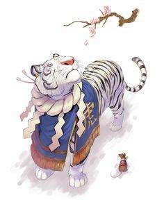 Elisa Kwon, Tiger Year