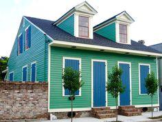 2BR/2BA - Amazing 1838 Creole Cottage, Gorgeous Designer Renovation, Hip Locale. SHORT TERM RENTAL LICENSE PERMIT NUMBER: 17STR-10513The Loft at Greatmen C...