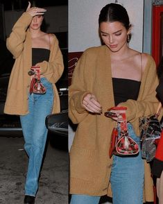 kendall jenner gigi hadid style fashion outfits hair makeup kardashians kuwtk Source by femestella dresses winter Kendall Jenner Outfits Casual, Kendall Jenner Style, Casual Outfits, Cute Outfits, Kendall Jenner Clothes, Kendall Jenner Fashion, Kendall Jenner Adidas, Kendall Jenner Makeup, Winter Outfits