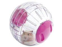Springboll till hamster
