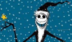 Happy Christmas from Jack The Pumpkin King