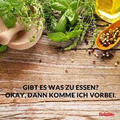 Zitate: Die schönsten Sprüche rund ums Essen - BRIGITTE