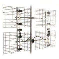 How To Make A Homemade Tv Antenna Tv Antenna Plans Diy