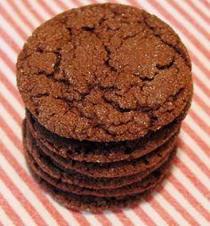 Fudge Cocoa Cookies just like Archway Dutch Cocoa cookies! Chocolate Mint Cookies, Cocoa Cookies, Fudge Cookies, Cookie Brownie Bars, Chocolate Cookie Recipes, Candy Cookies, Cookie Desserts, Cookie Table, Bar Cookies