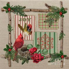 I uploaded new artwork to plout-gallery.artistwebsites.com! - 'Country Christmas-jp3172' - http://plout-gallery.artistwebsites.com/featured/country-christmas-jp3172-jean-plout.html