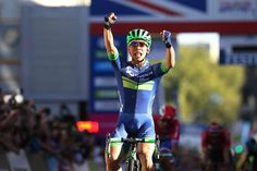 Caleb Ewan wins the final stage of Tour of Britain