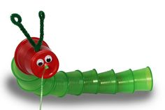 """This site has six """"Very Hungry Caterpillar"""" crafts, fun and educational!"""