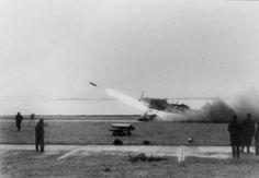 Focke Wulf FW 190 WGr 21 launch