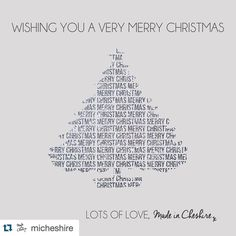 #Repost @micheshire with @repostapp.  Wishing all our friends followers & clients a very merry Christmas! Hope you're all having a wonderful day and have a successful and happy 2016.  Love to you all and see you soon MIC xxx  #Christmas #love #Cheshire #NewYear #2016 #AlderleyEdge #Knutsford #Wilmslow #Altrincham #Hale #HaleBarns #Bowdon #socialmedia #graphicdesign #socialgraphics #events #eventplanning #PR #marketing #webdesign #socialmediamanagement