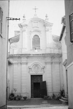 1965 Matelica - Chiesa della Beata Mattia