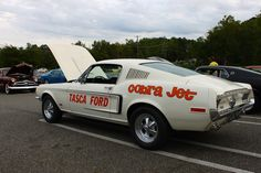 TASCA FORD Corbra Jet 1969 Mustang Mach 1, 68 Ford Mustang, Mustang Fastback, Ford Mustangs, Vintage Mustang, Chevrolet Caprice, Thing 1, Drag Racing, Hot Cars