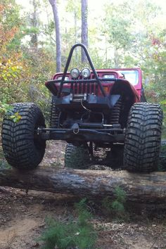 Sure could have used a beast like this last night. Spent all night pulling the boy off the trail system in the rain.