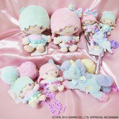 【2013】【Unicorn】Plush Doll (Manufacturer: Nakajima) ★Little Twin Stars★