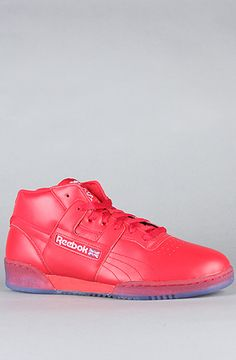 The Workout Mid Ice Sneaker in Red by ReebokReceive 20% off of your 1st purchase at Karmaloop. And 10% off every purchase after that! Use it on PLNDR and save 10%! At checkout, use REPCODE:peterparker513      - #Karmaloop #plndr #kazbah #Karmalooptv #repteam #brickharbor #boylstontradingco #monark #peterparker513 #ohio #513 #LA #Hollywood #Cincinnati