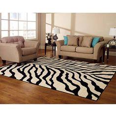 1000 images about walmart living room decor on for Zebra room decor walmart