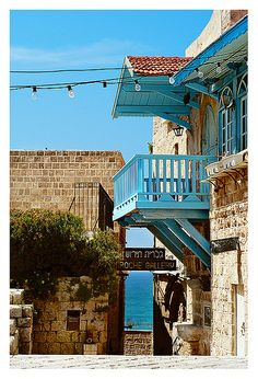 Jaffa is the southern, oldest part of Tel Aviv-Jaffa