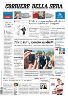Corriere della Sera // 11/06/2017 //