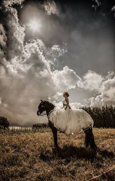 Bridal pictures with horses 28 Ideas Horse Wedding Photos, Bridal Pictures, Horse Photos, Wedding Shoot, Wedding Pictures, Wedding Ideas, Wedding Dresses, Cute Horses, Horse Love
