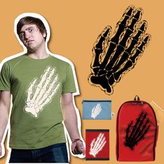 This hand.... on Threadless