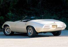 Pontiac Banshee XP-833, 1964