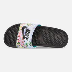 Nike Women s Benassi JDI Print Slide Sandals 788ca979a